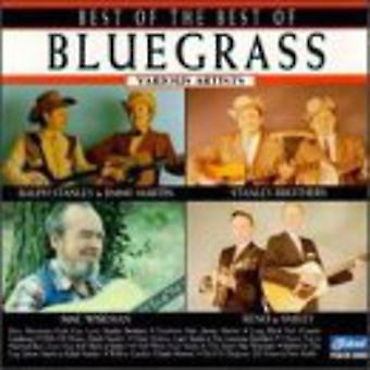 Best of the Best of Bluegrass - Best of the Best of Bluegrass [CD] USA import