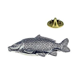 Felles karpe / fiske jakkeslaget Pin-merket
