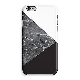 IPhone 6 6s sag 3D Case (blank)-marmor kombination