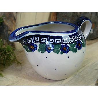 Bunzlau Krug, max. 200 ml, Unikat 52 - Bunzlauer Keramik Geschirr - BSN 6644