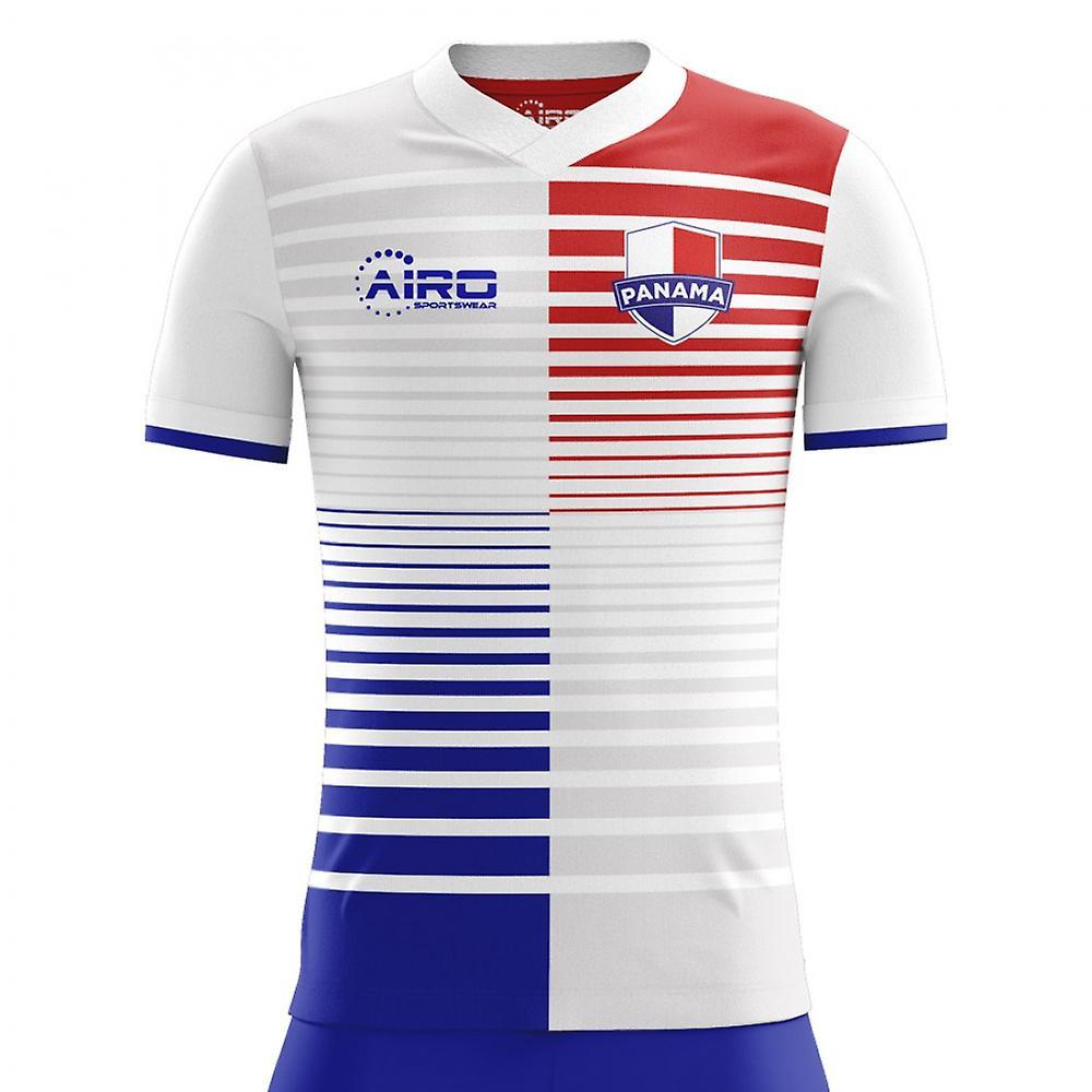 2020-2021 Panama Away Concept Football Shirt