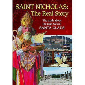 St Nicholas: Real Story [DVD] USA import