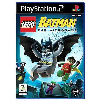 LEGO Batman Videopeli (PS2) - Uusi tehdas sinetöity
