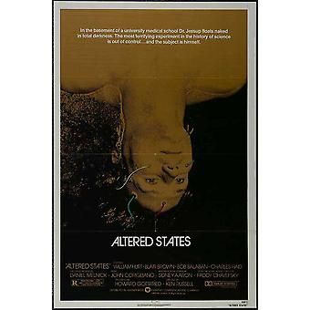 Постер фильма изменённых состояний (11 x 17)