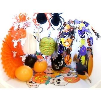 Halloween Standard Decoration Pack Fantastic Value!!!