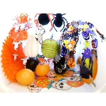 Halloween suuri sisustus Pack fantastinen arvo