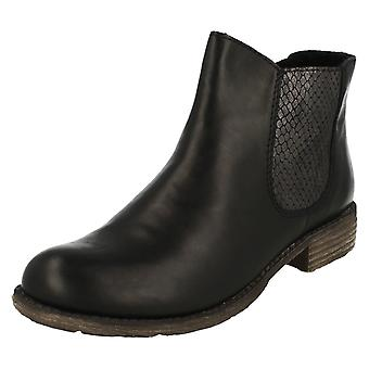 Mesdames Casual Rieker bottines 74786