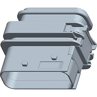 TE tilkobling Socket kabinett - PCB HDSCS, MCP totalt antall pinner 4 1-1564534-1-1 eller flere PCer