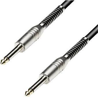 Paccs Cinch Cable [1x Jack plug 6.35 mm - 1x Jack plug 6.35 mm] 20.00 m Black