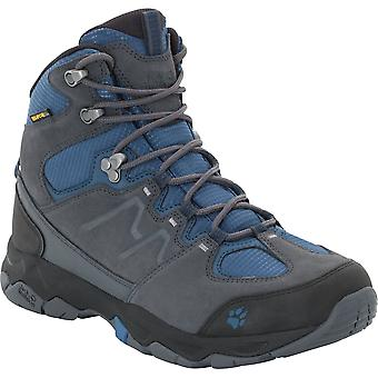Jack Wolfskin Mens MTN Attack 6 Texapore Mid Walking Boots