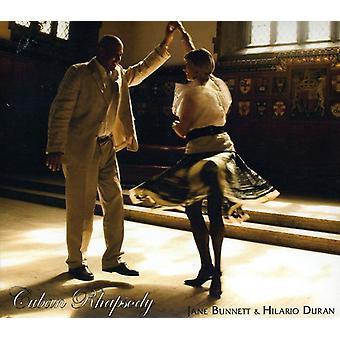 Jane Bunnett & Hilario Duran - kubanische Rhapsodie [CD] USA import