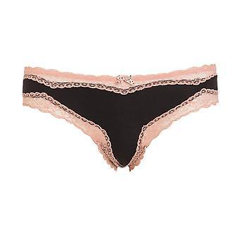 Jockey Womens Bikini korthet - svart