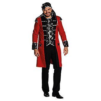 Piracki strój męski Corsair Corsair karnawałowe Halloween