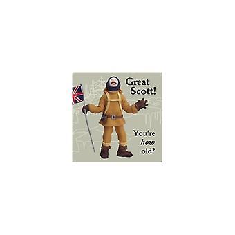 Union Jack Wear Scott Of The Antartic