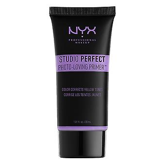 NYX PROF. MAKEUP Studio Perfect Primer Lavender