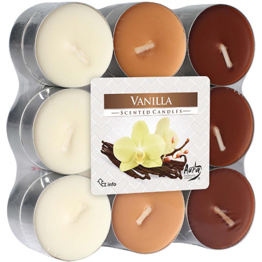 Duftkerze Vanille 18-Pack
