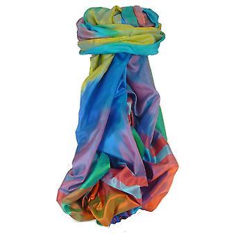 Varanasi Ekal Premium Silk lange sjaal Heritage Range Bera 2 door Pashmina & Silk