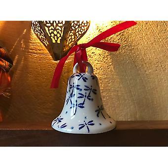 Bell klein, 7.5 cm hoog, Juffers, BSN A-0152