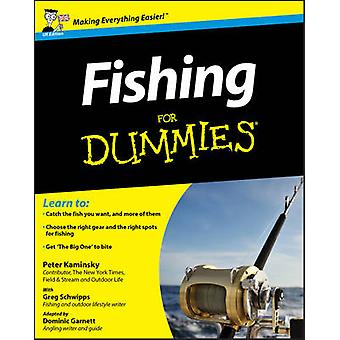 Fishing For Dummies (UK ed) di Peter Kaminsky - Greg Schwipps - Domin