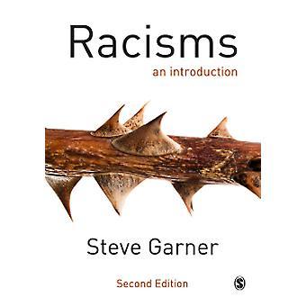Racismos - una introducción de Steve Garner - libro 9781412961776