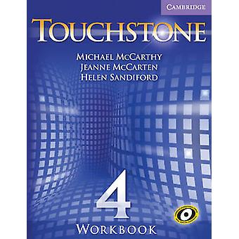 Touchstone Workbook Level 4 by Michael J. McCarthy - Jeanne McCarten