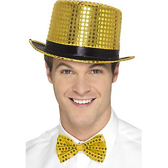 Pălărie de top Sequin