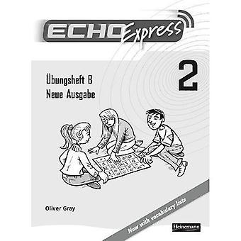 Echo 2 Express: Classeur B