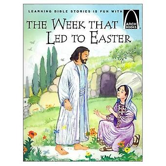 Week That Led to Easter