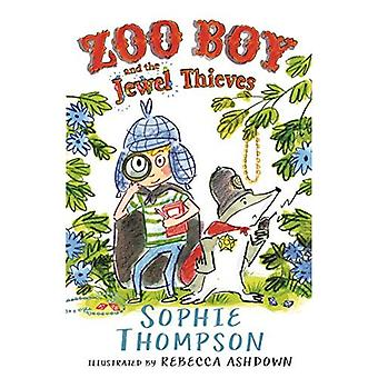 Zoo Boy and the Jewel Thieves (Zoo Boy 2)