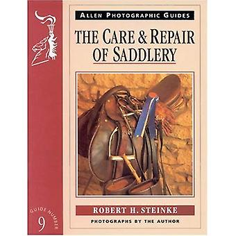 Care and Repair of Saddlery (Allen Photographic Guides)