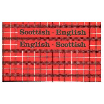 Schottisch-Englisch, Englisch-schottischen
