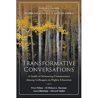 Trasformative conversazioni: Una guida al tutoraggio comunità tra colleghi nell'istruzione superiore