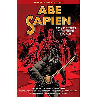 1: Abe Sapien volym 9