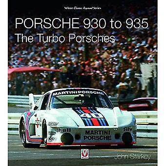 Porsche 930 naar 935