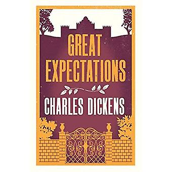 Great Expectations (Alma Classics Evergreens)