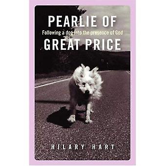 Pearlie van grote prijs: een hond in de tegenwoordigheid van God na