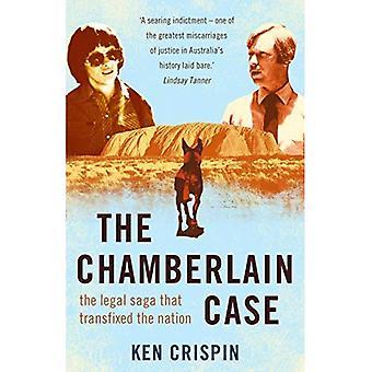 L'affaire Chamberlain: La Saga juridique qui a transpercé la Nation