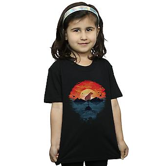 Dan Dingeroz piger Skull Island T-Shirt