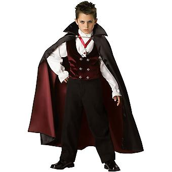 Classic Vampire Child Costume