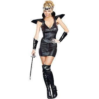 Dark Warrior Adult Costume