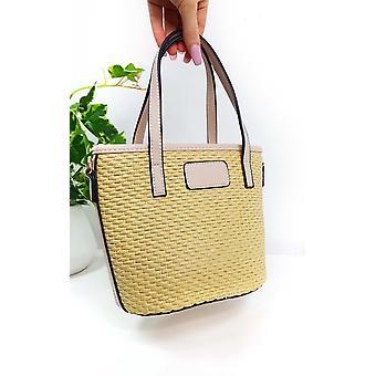 IKRUSH Womens Chelsea Wicker Handbag