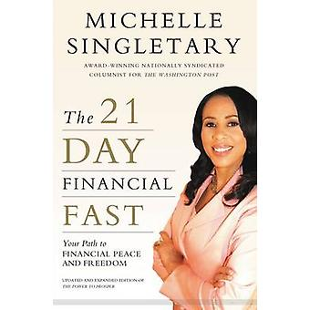 The 21Day Financial Fast door Michelle Singletary