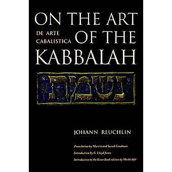 Konst av Kabbalah av Reuchlin & Johann