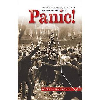 Panic by Zimmerman & David A.