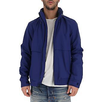 Woolrich Wocps2789ut129993135 Men's Blue Nylon Outerwear Jacket