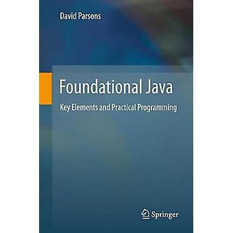 Foundational Java by David Parsons