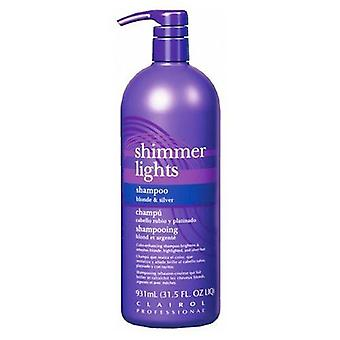 Clairol Shimmer Lights Shampoo 931ml