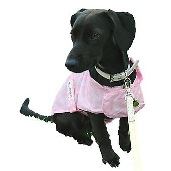 Long Paws Macpaws Packable Dog Raincoat