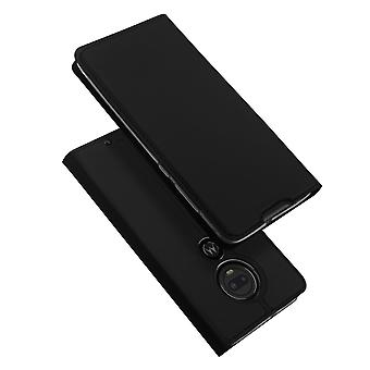 DUX DUCIS Pro Series Case Motorola Moto G7 Plus/G7-musta
