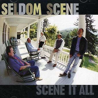 Seldom Scene - Scene It All [CD] USA import
